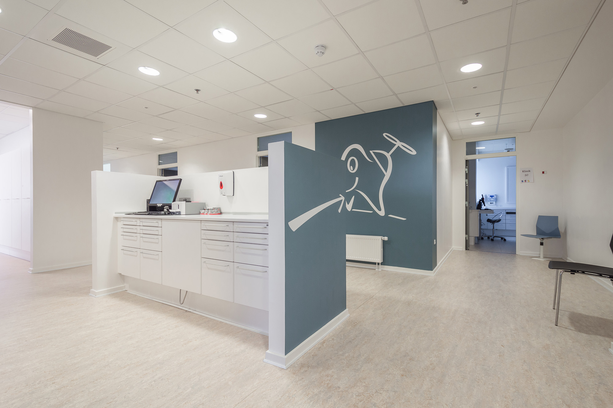 The dental services of Vejle