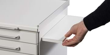 Inform movable cabinets
